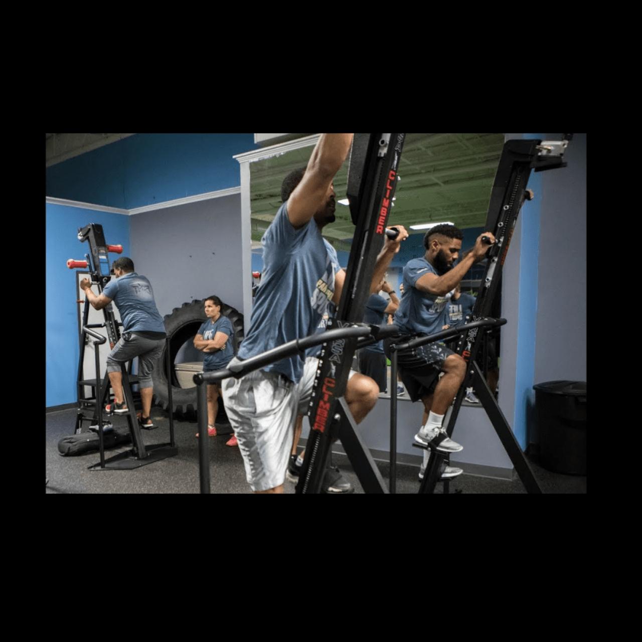 为什么VersaClimber极限全身攀爬机是重要的训练设备